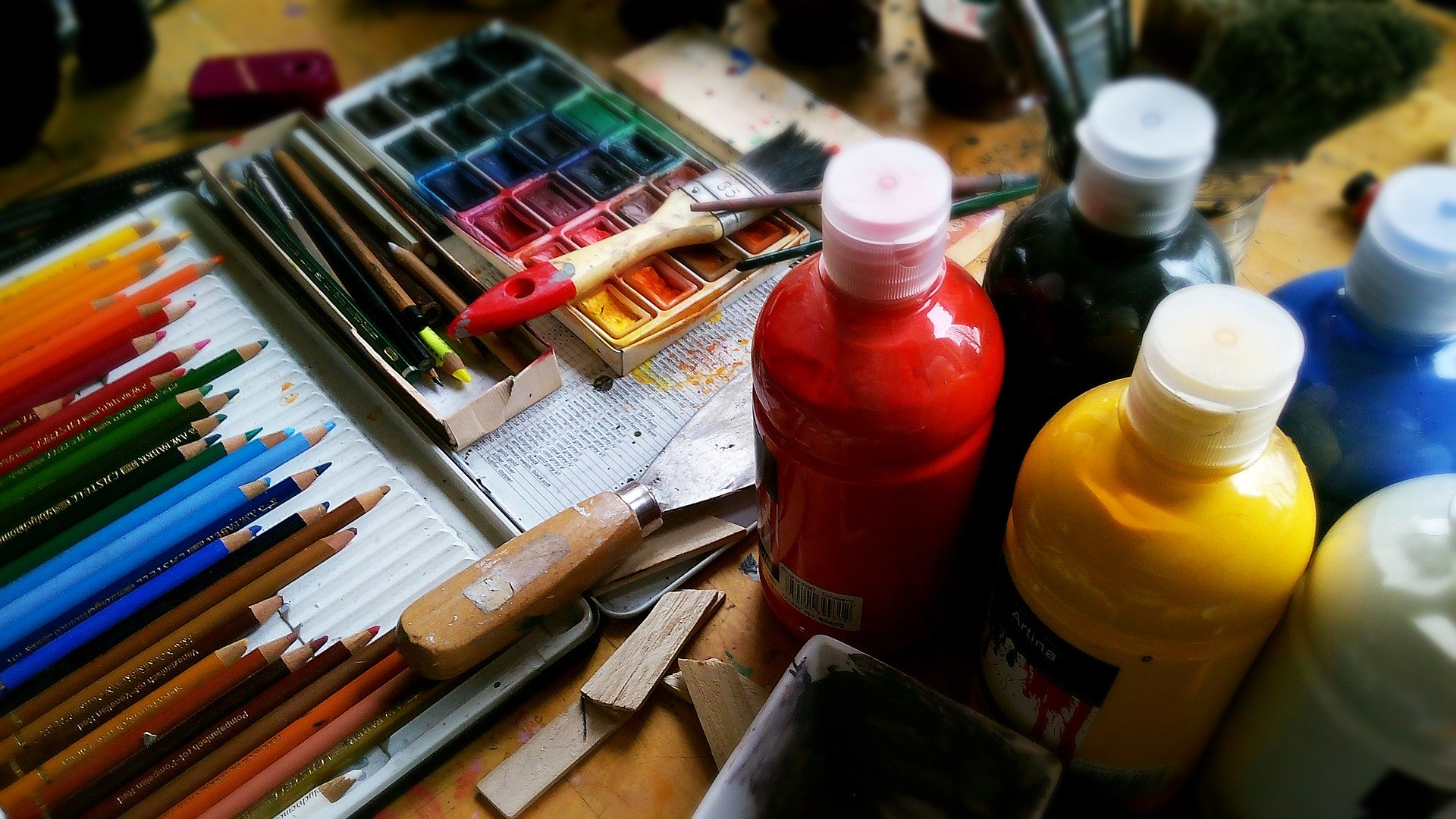 Painting and Water Quality: Does Hard Water Affect the Quality of Watercolor Paints?